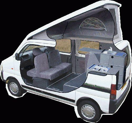 suzuki carry van suzuki pinterest. Black Bedroom Furniture Sets. Home Design Ideas