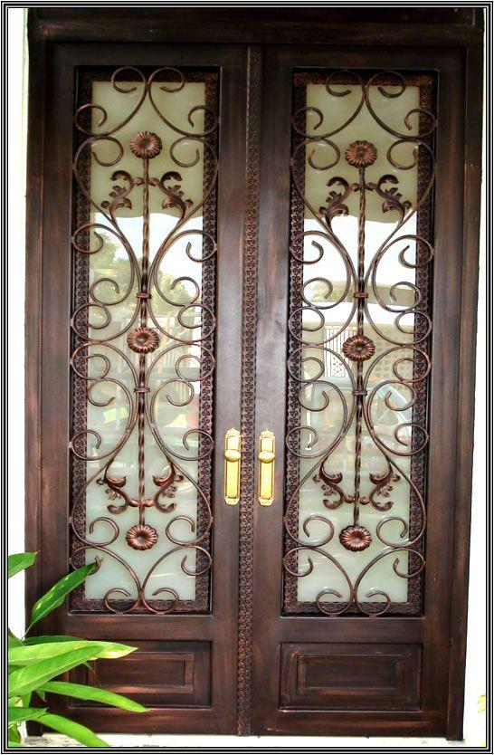 Melendez ornamental portones en puerto rico herrerias en for Verjas para puertas