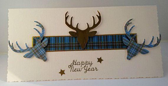 Scottish happy new year card tartan card golden by heartandsoul11 scottish happy new year card tartan card golden by heartandsoul11 m4hsunfo