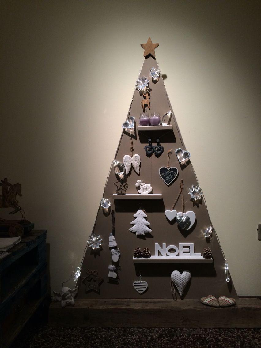 albero di natale in legno fai da te crea pinterest On albero di natale in legno fai da te