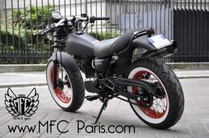 tuning moto custom 125