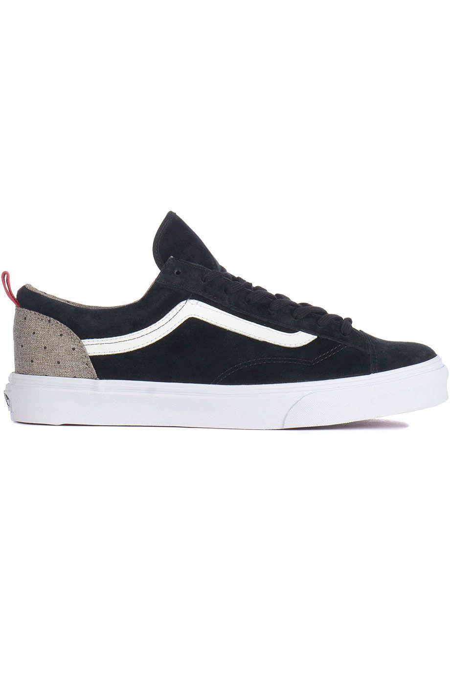 334012493e9 Trendy Vans Style 36 Black (zwart) Heren sneakers van het merk vans .  Uitgevoerd