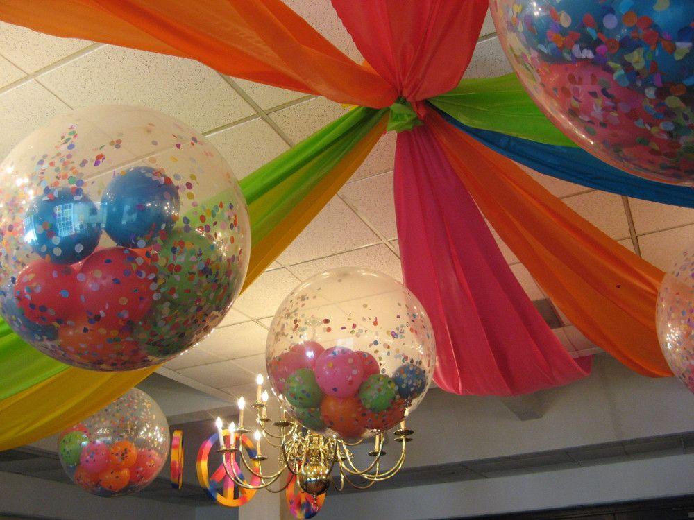 Ideas de decoraci n en fiestas con globos manualidades - Idea de decoracion ...