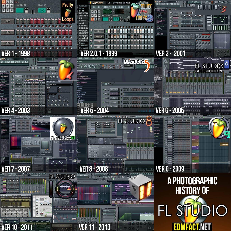 FL Studio versions 19982013 (met afbeeldingen) Studio's