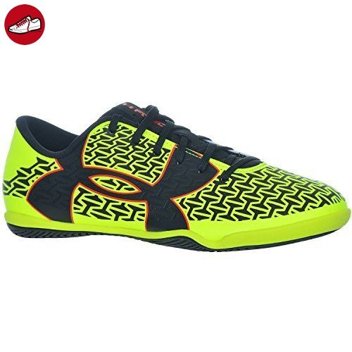Under Armour CF Force 2.0 ID - high vis yellow, rocket red, black,