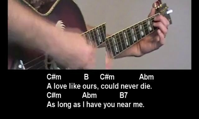 Learn How To Play And I Love Her By The Beatles In This Easy Guitar