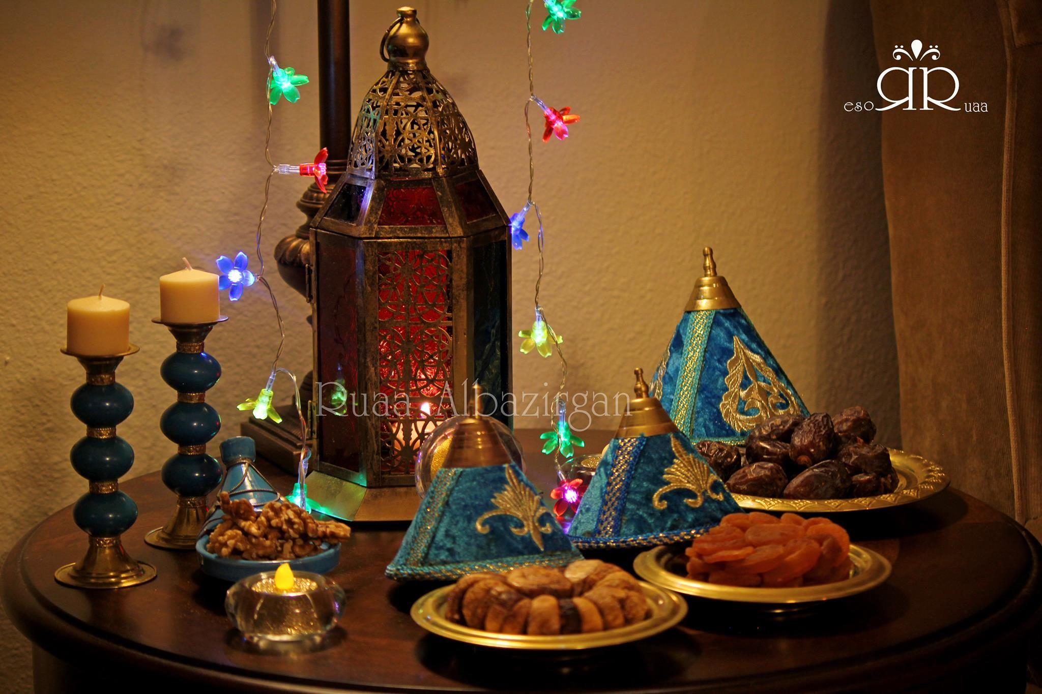 Ramadan By Ruaa Rose رمضان كريم Ramadan Decorations Ramadan Crafts Ramzan Eid