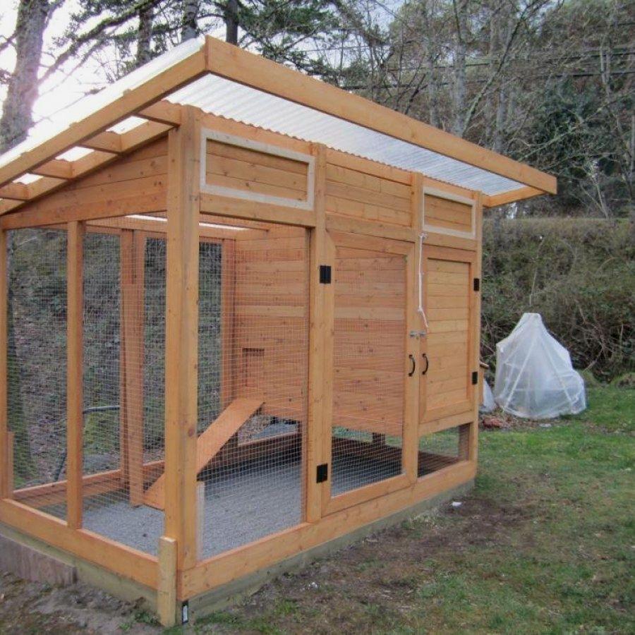 10 Easy DIY Chicken Coop plans you should consider for ...