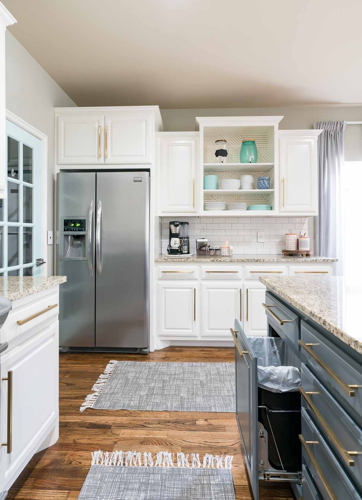 How To Organize Everything In Your Kitchen Polished Habitat Kitchen Cabinet Organization Kitchen Cabinets Kitchen Organization