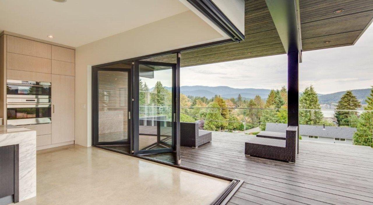 Zero Corner Sliding Doors Outdoor Room Decor Folding Doors Exterior Exterior Doors With Glass