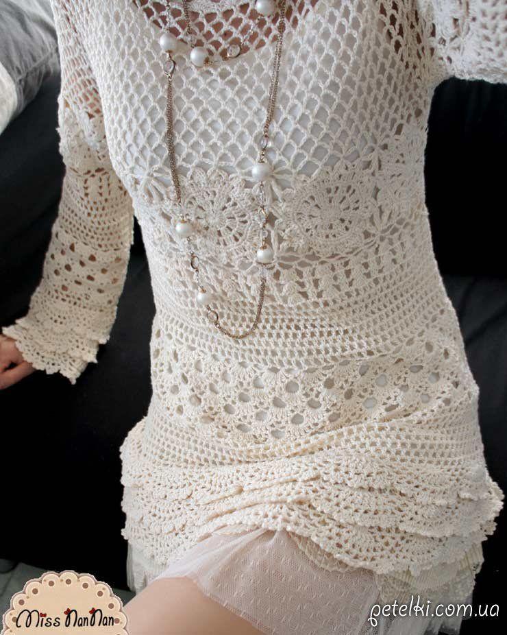 Veronica crochet y tricot...: Petelki.com