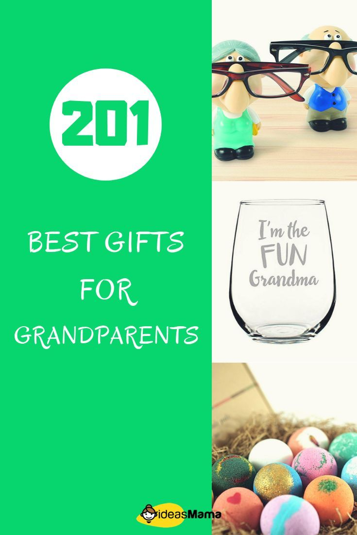 201 Best Gifts for GrandParents – Perfect Grandpa and Grandma Gifts #bestgiftsforgrandparents