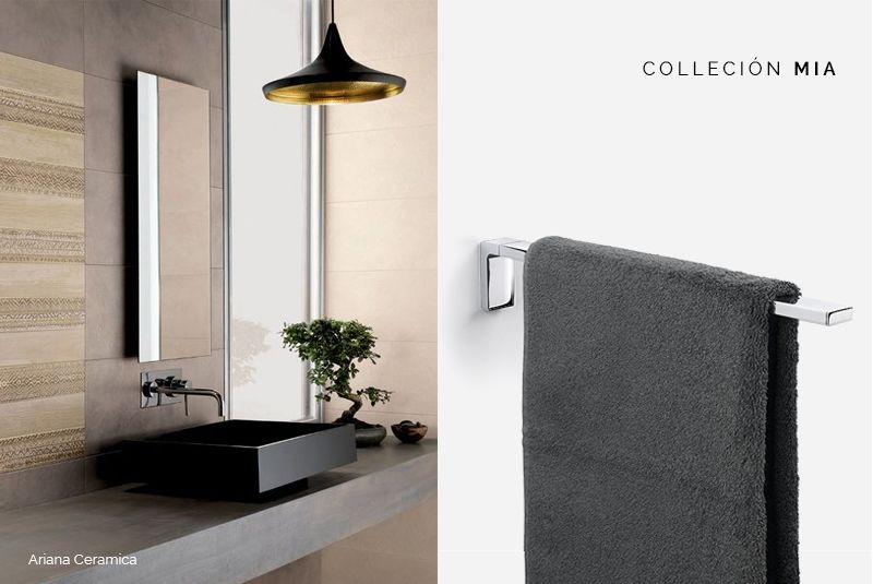 Accesorios modernos para el cuarto de baño | Banium.com ...