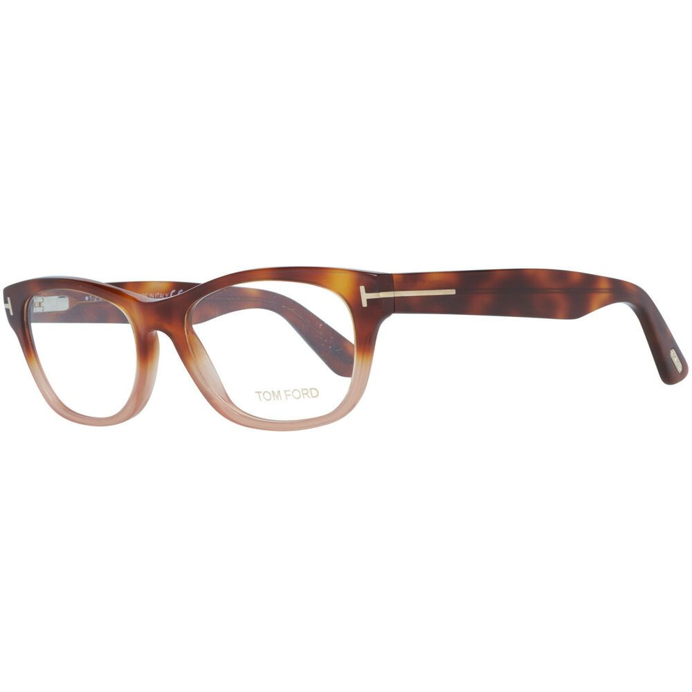 Tom Ford Damen Brillengestell Braun Ft5425 5356a Brillengestelle Tom Ford Brillen Gestell