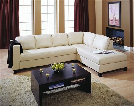 Palliser Jura Contemporary Sectional Sofa Room View Furniture