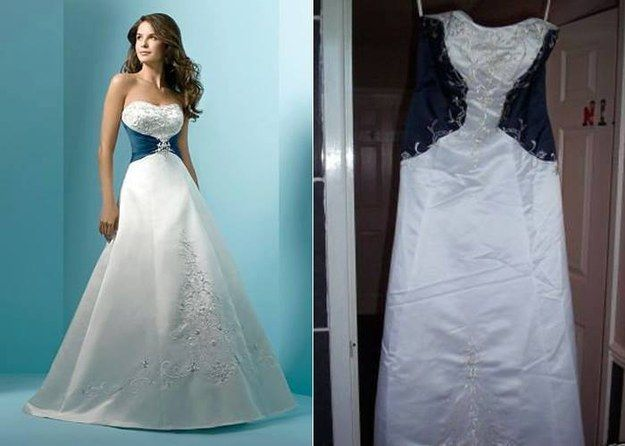 A beautiful picture on a website is no guarantee. | Wedding dresses ...