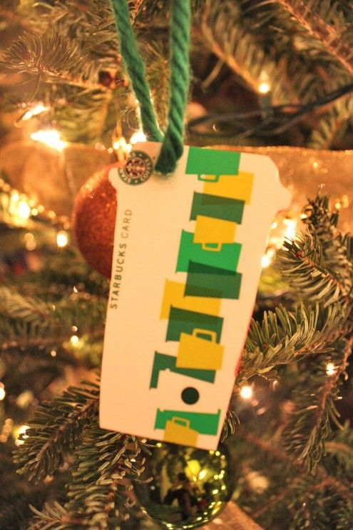 I Was Looking For Crafty Ideas To Reuse Old Gift Cards Here S One
