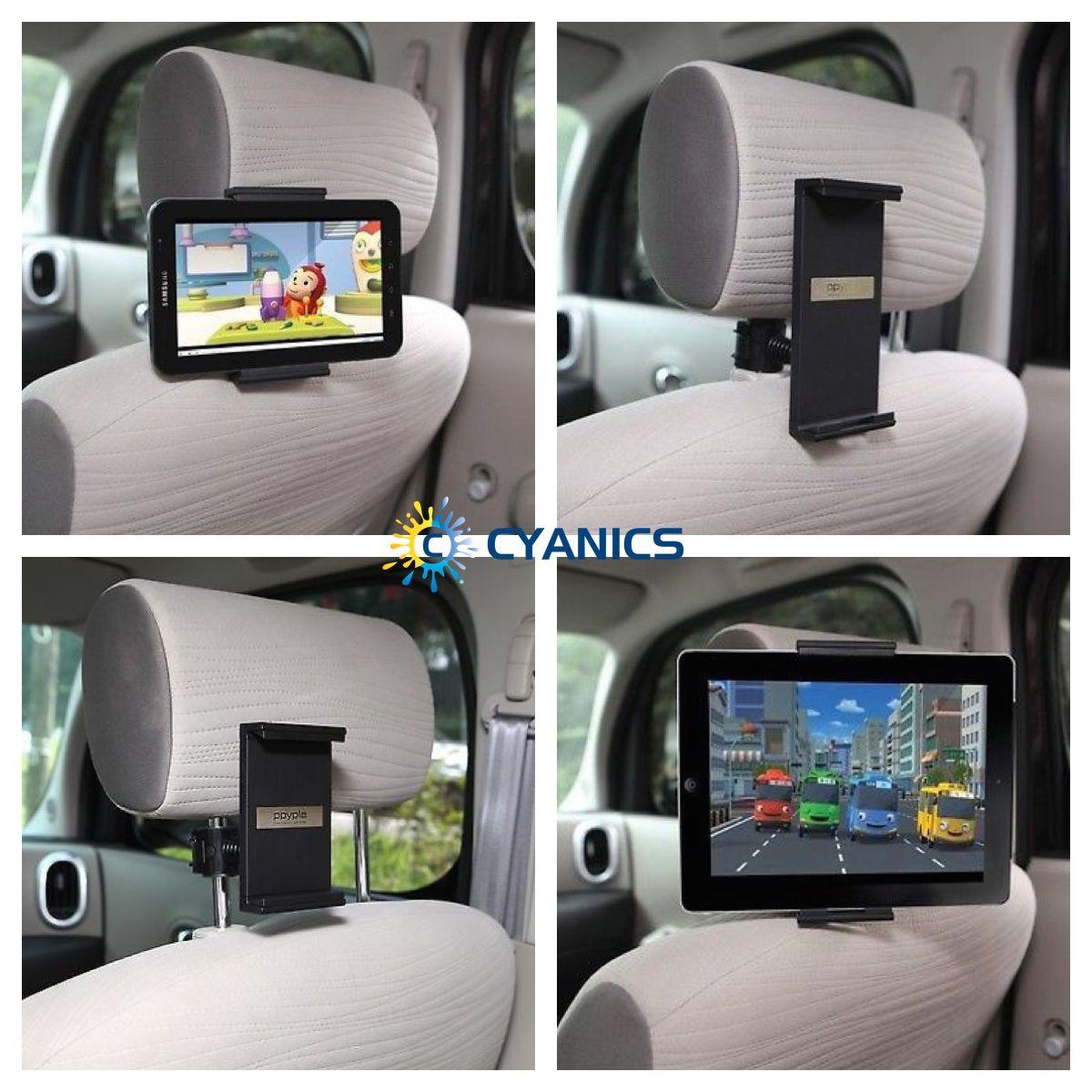 - Firmly Mounts Tablet PC Including IPad 4, 3, 2, IPad