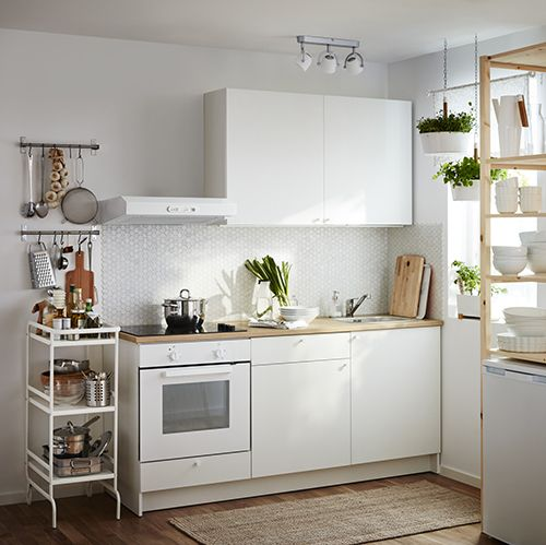Knoxhult Cuisine Complete Ikea Cuisine Studio Cuisine Ikea Petites Cuisines Blanches