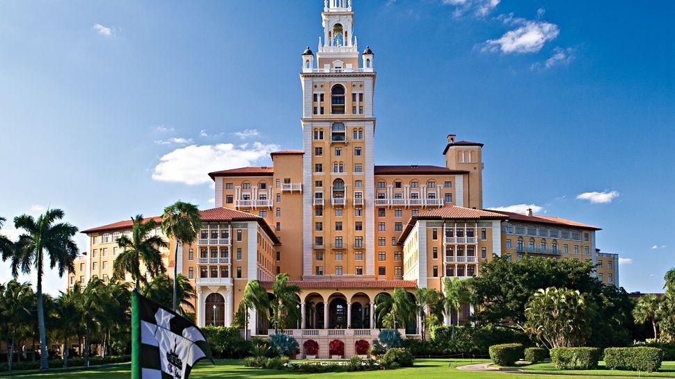 The Biltmore Hotel Is A Real Gem In C Gables Florida Biltmorehotel Thewealthreport