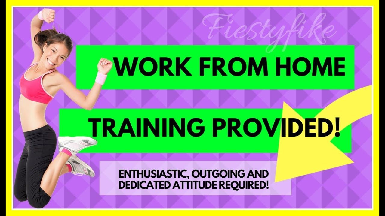 Work From Home Jobs with No Money Down ☎ Training Provided