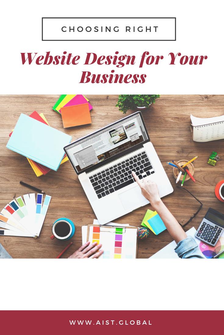Website Design for Your Business Website design, Design