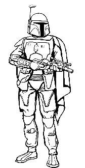 Boba Fett Photo Album Star Wars Colors Star Wars Quilt Coloring Pages