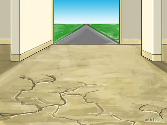 For the garage - doing the floor right.  Having a sealed floor will be beneficial even if we turn it back to a garage later.  How to Seal Concrete Floors: 14 Steps (with Pictures) - wikiHow