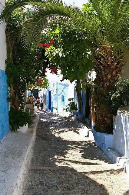 La Kashba de Oudaias in Rabat