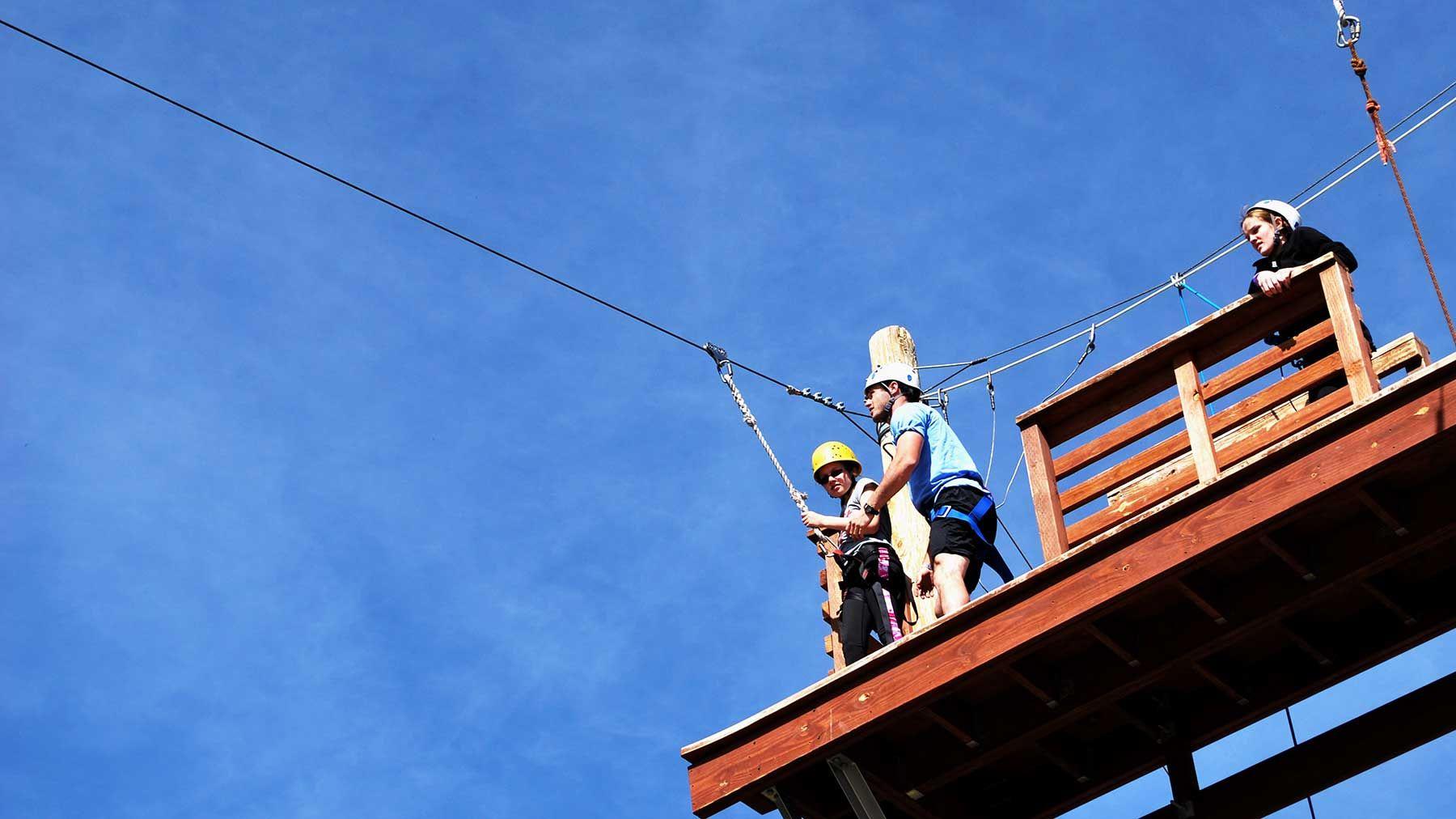 Zip Lines Ziplining Colorado Vacation Vacation