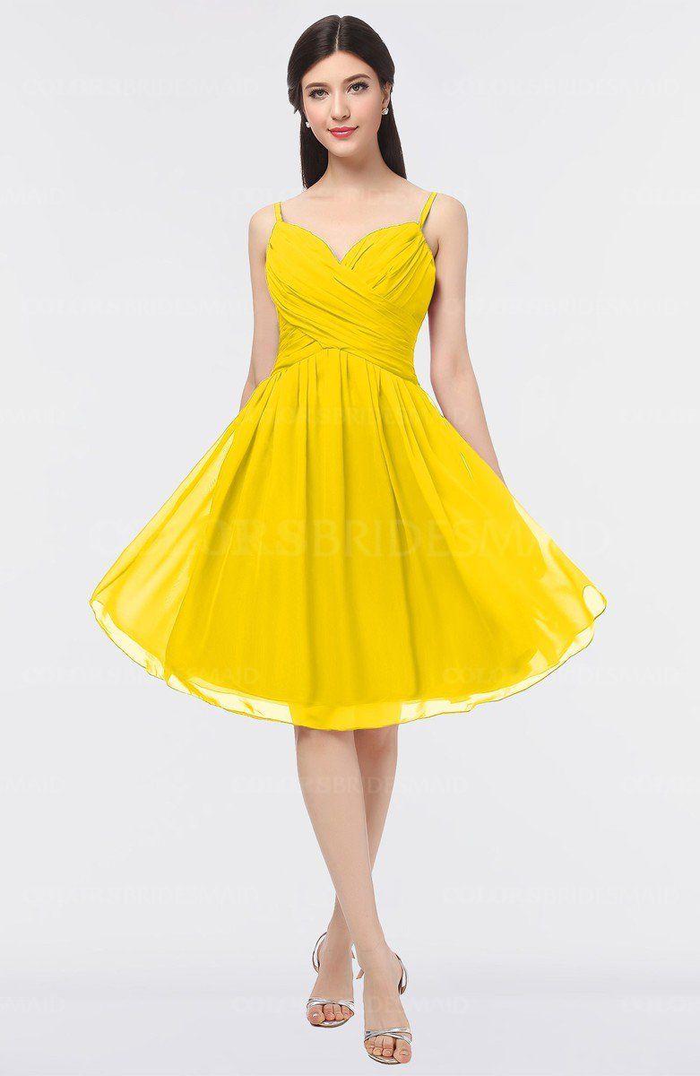Colsbm alisha yellow bridesmaid dresses wedding design
