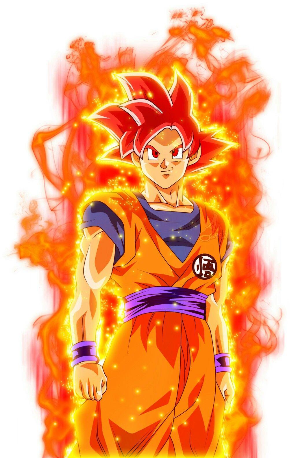 Goku ssj god universo 7 goku goku dragones goku - Foto goku super saiyan god ...