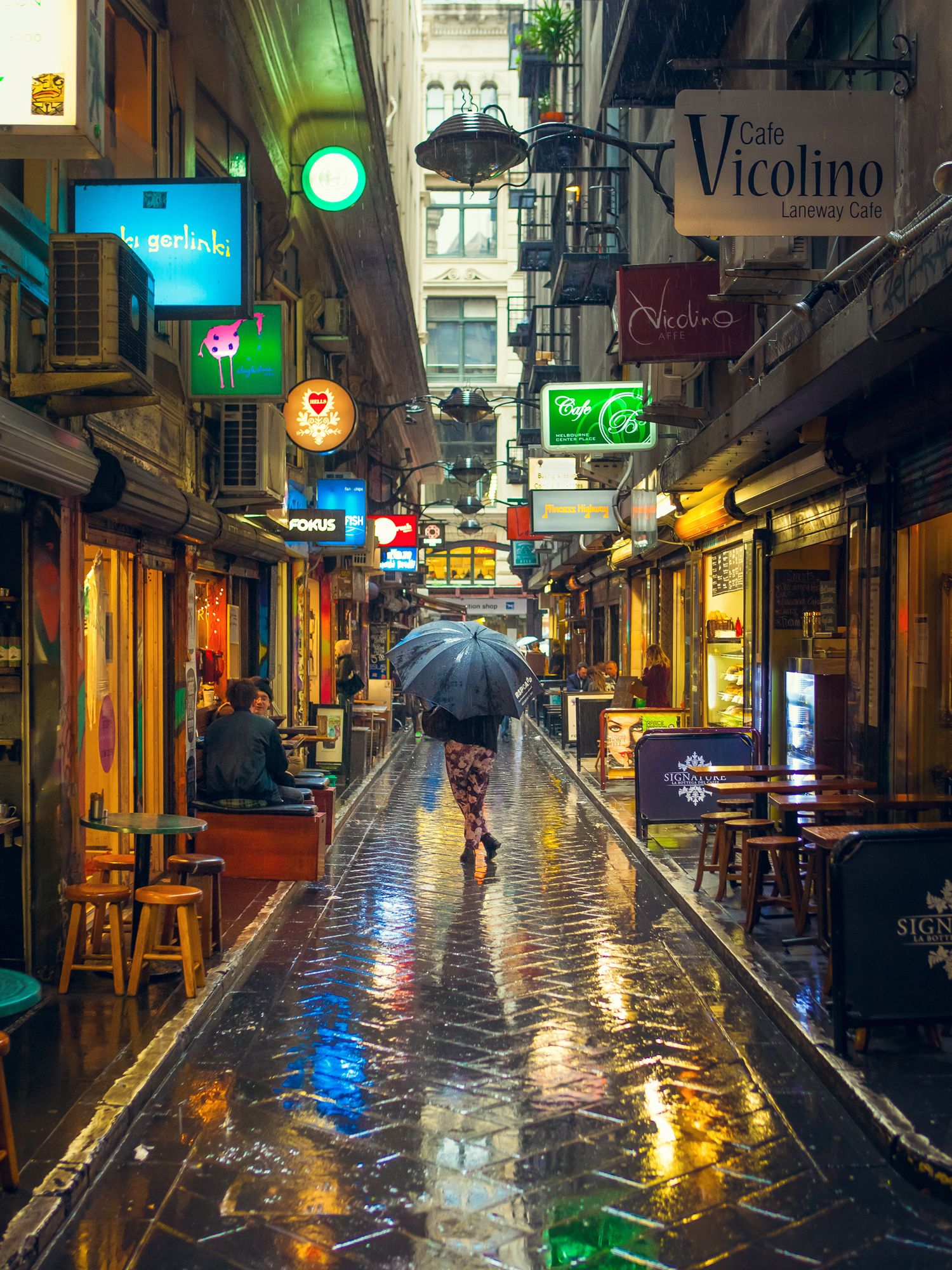 I Spent Countless Hours Capturing The Vibrant Streets Of Melbourne Australia With Images Melbourne Melbourne Laneways Australia
