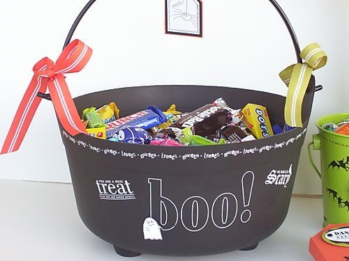 20 Halloween Goody Bag Ideas For Easy Party Decorations Halloween - halloween treat bag ideas