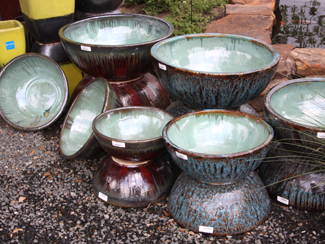 Our New Simple Yet Stylish Low Bowls, You Could Place It Anywhere In The  Garden