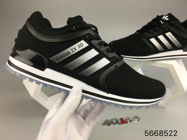 e40c5c3e9 ADIDAS ZX 3D Unisex FREE SHIPPING 2017 New Sport Shoes Black