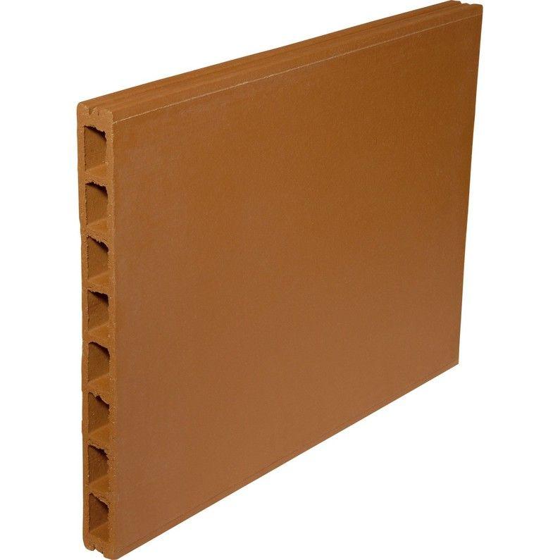Brique Placbric 5x50x666 Cm Leroy Merlin Achat Saffré