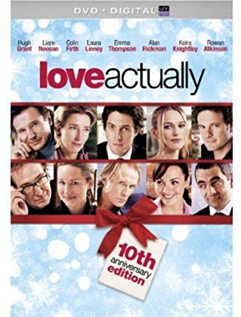 Amazon Com Love Actually Hugh Grant Liam Neeson Colin Firth Laura Linney Emma Thompson Alan Rickma Love Actually Top 10 Christmas Movies Thomas Sangster