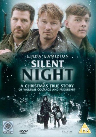 Wwii Has A Made For Tv Feel Lifetime Channel Maybe But It S Not Bad I Like Linda Hamilton Silent Night Silent Night Movie Xmas Movies