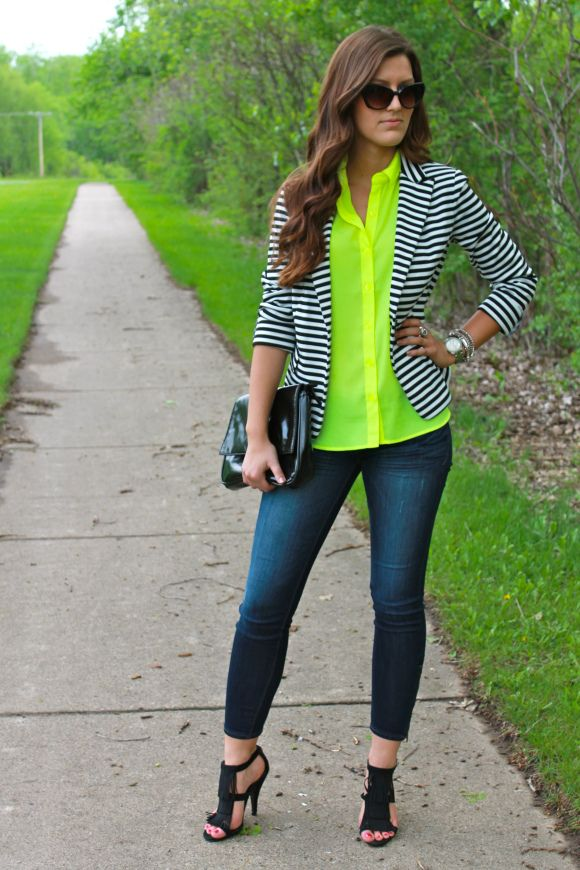 Image result for pinterest Lime Green spring clothes