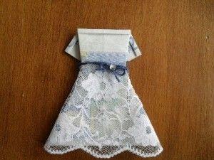 Hochzeitskleid geldgeschenk fertig tolle ideen - Geldgeschenk teenager ...