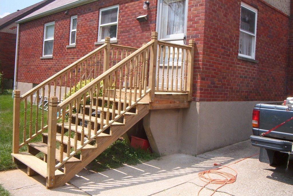 Best Modern Home Design Outdoor Stairs 400 x 300