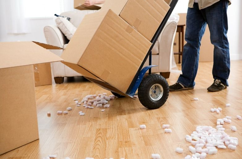 Moving In Physically and Emotionally
