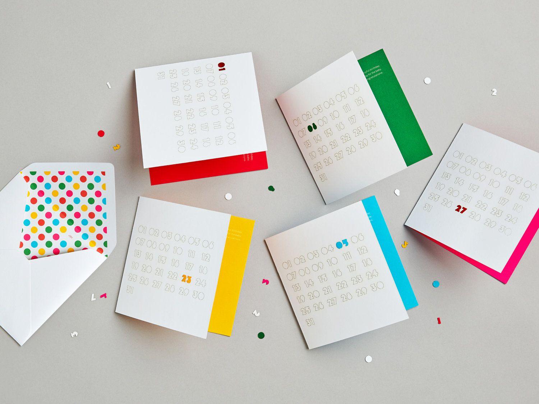 Birthday Card Leo Burnett Design Card Design Book Design