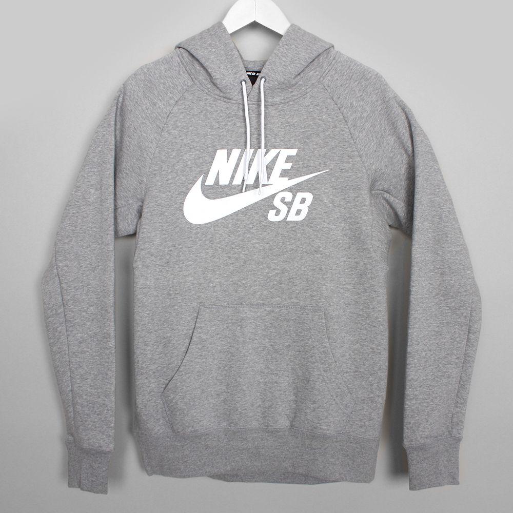 8b63541242d Nike SB Icon Pullover Fleece Hoodie
