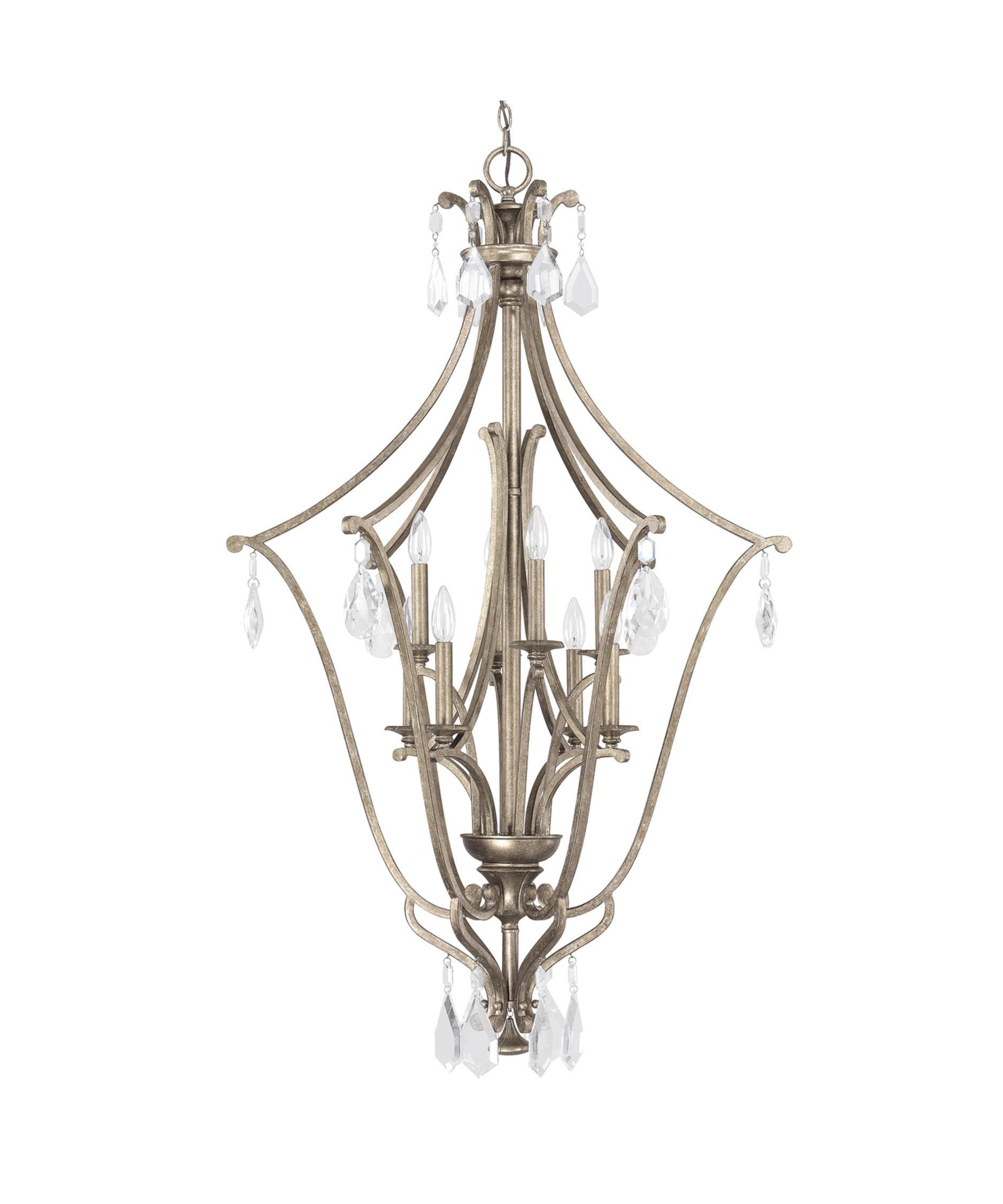 Capital lighting montclaire inch foyer pendant capitol