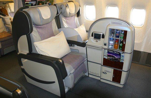 Business Class Turkish Airlines I Think The Only