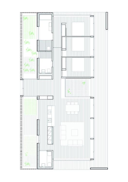Galería de Casa SIFERA / Josep Camps  Olga Felip - 5 Plans, Plans - dessiner plan de maison