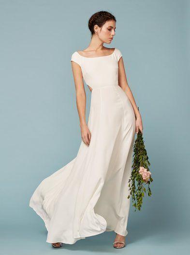 a9d1459b0b The Reformation Sera Silk Dress  400