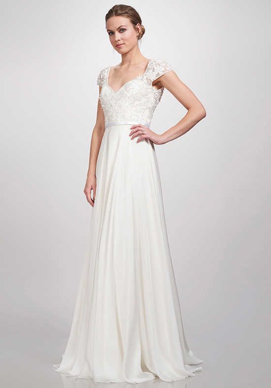7eb26b5d3b1 THEIA Stella A-Line Wedding Dress